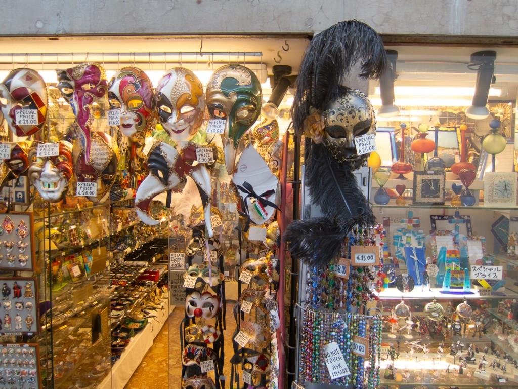 Mask Shop #1