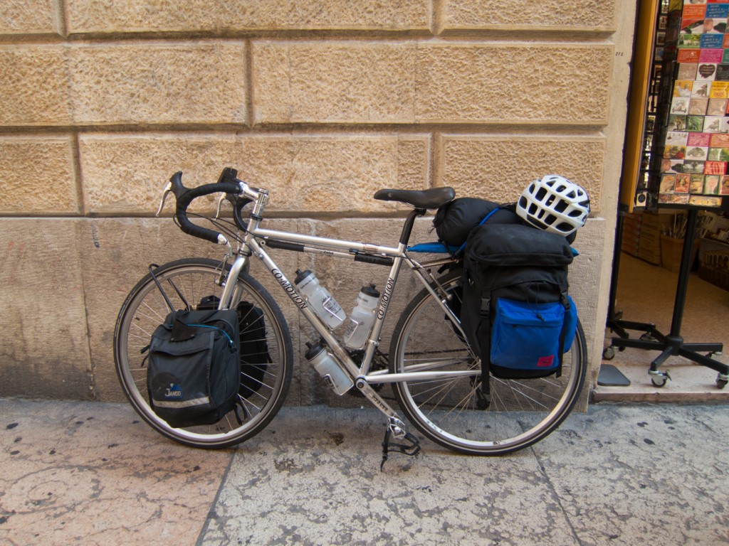 Bicycle Touring in Verona